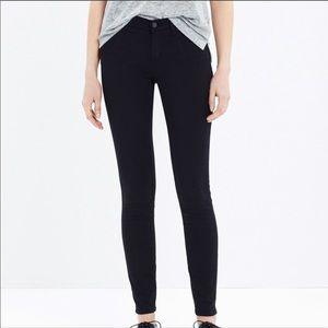 Madewell Skinny Skinny Black Jeans Size 24